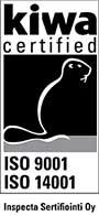 Korsisaari, ISO9001, ISO14001, sertifikaatti, vastuullisuus, ympäristövastuullisuus